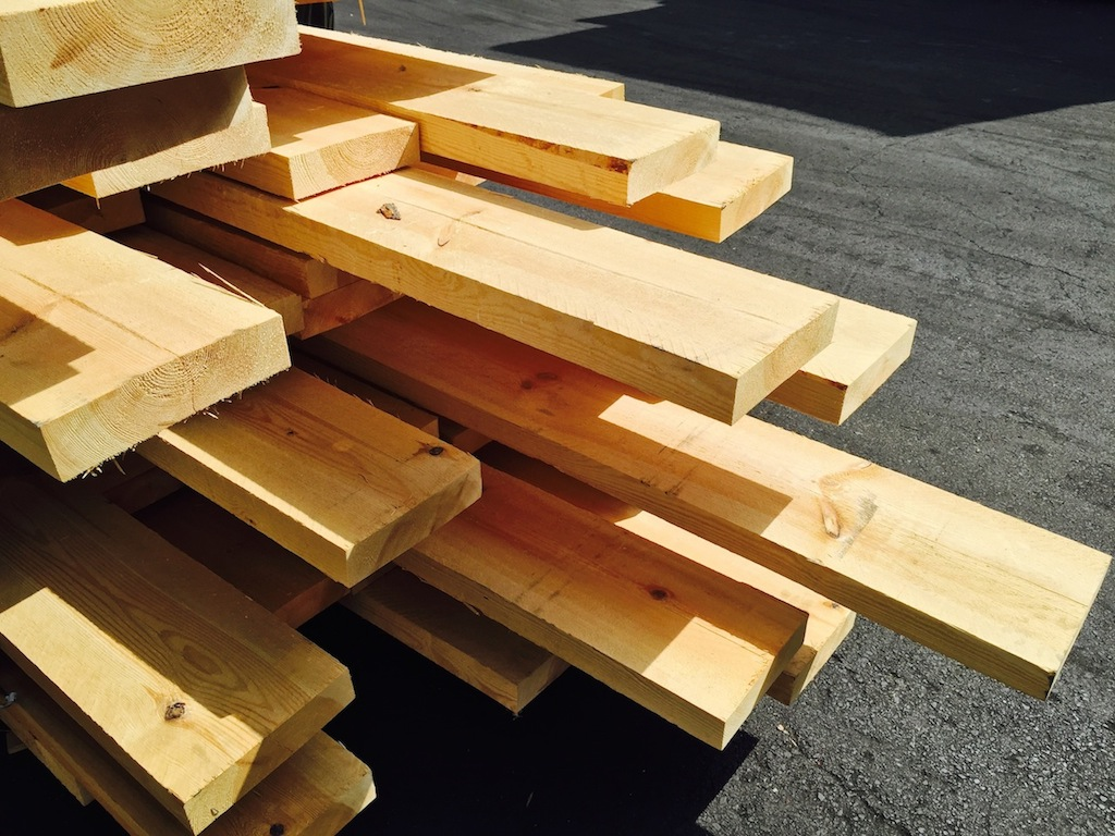 Comarbois importateur leader sur le march du bois au maroc for Construction en bois var